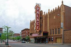 Canton Palace Theatre downtown