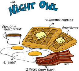 The Night Owl Breakfast